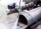 Abrasif pour découpe à jet d'eau