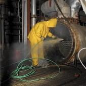 Nettoyage de tuyau